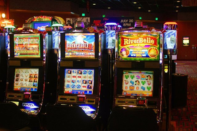 Виртуальные игровые автоматы
