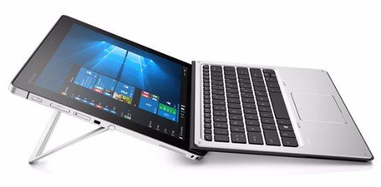 HP представила планшет-трансформер Elite x2 1012