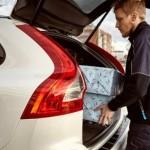 Volvo запустила систему приема заказанных в интернете покупок