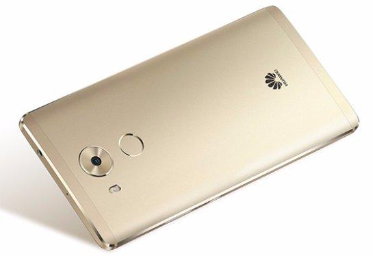 Huawei представила смартфон Mate 8 с диагональю 6 дюймов