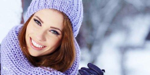 Как нужно пользоваться косметикой зимой
