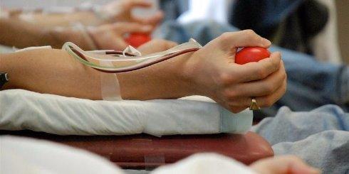 Ученые: регулярное донорство крови продлевает жизнь