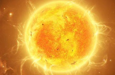 На Солнце произошли две мощные вспышки