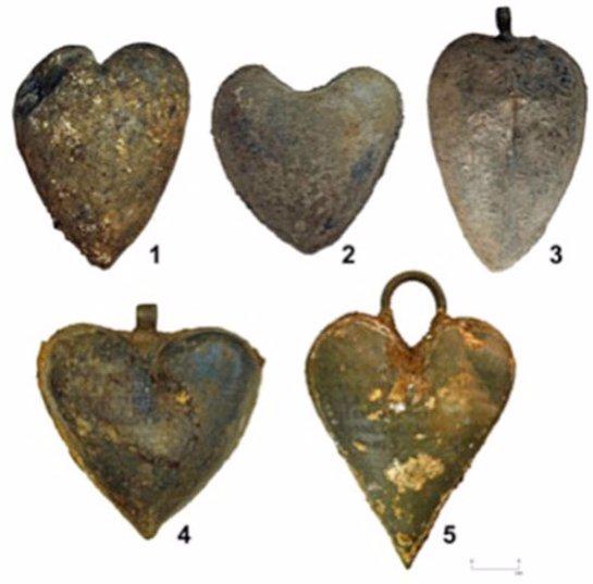 В забальзамированных сердцах дворян 16 века обнаружен атеросклероз