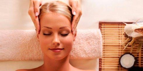 Лечебный массаж при головной боли