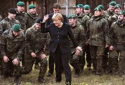 Німеччина планує збільшити витрати на армію