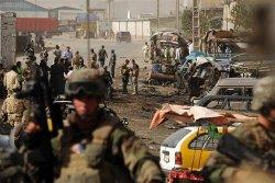 В Афганистане очередной теракт - много погибших