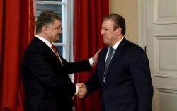 Украина и Грузия обсудили новый «шелковый путь»