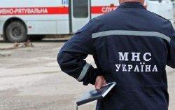 В Днепропетровске горел склад, есть погибший