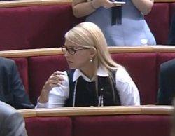 Тимошенко прийшла в Раду з новою зачіскою