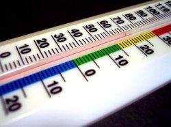 В столице зафиксирован температурный рекорд столетия