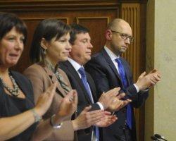 Рада не змогла відправити уряд у відставку