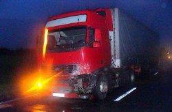 Жуткая смерть: под Львовом мужчина попал под колеса нескольких автомобилей