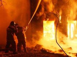 Масштабный пожар в Одессе: трое погибших