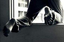 Под Киевом мужчина выпрыгнул из окна полицейского участка