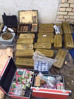 На Киевщине задержали двух торговцев оружием