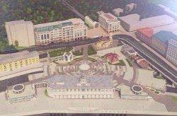 В Киеве разгорелся скандал вокруг реконструкции Почтовой площади