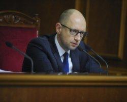Яценюк каже, що коаліція існує і кличе Ляшка остаточно повернутися