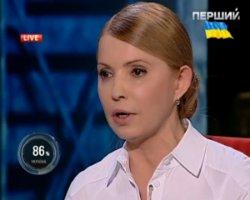 Конфлікт між президентом та прем'єром закладений у Конституції - Тимошенко