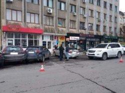 ДТП на Закарпатье: Lexus протаранил 4 автомобиля