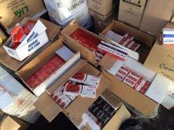 Тайник с сигаретами обнаружен на границе с Румынией