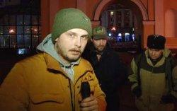 Полиция Киева расследует похищение журналиста