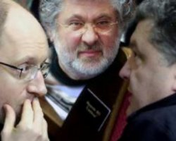 Порошенко та Яценюк мали закриту зустріч з Коломойським - ЗМІ