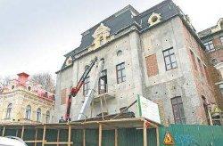 На Андреевском спуске будет прозрачный театр