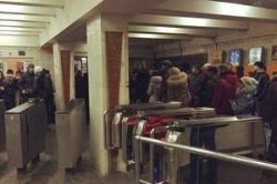 ЧП в метро: в час пик погиб пассажир