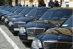 Сколько средств расходуется на содержание президентского автопарка