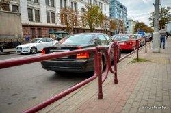 АМКУ взялся за рынок парковок и стоянок