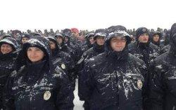 В Днепропетровске уволили пятерых полицейских
