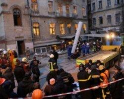 Пошуково-рятувальні роботи в будинку на Хмельницького завершені