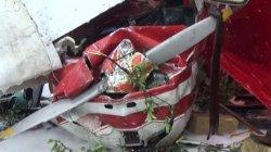 Прерванный полет: самолет упал в гонконгское водохранилище
