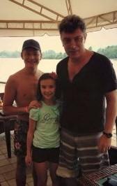 Ляшко выложил в интернет свое фото с Немцовым
