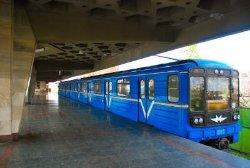 Об изменениях в работе киевского метро будут сообщать с помощью SMS