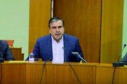 Саакашвили обвинил СБУ в рэкете и коррупции