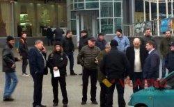Винницкая полиция выписала штраф отцу Гройсмана