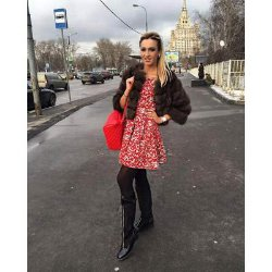 Ольга Бузова надела «цыганский» наряд и опозорилась