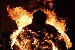 В Житомирской области вымогатель поджег юношу