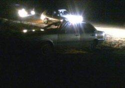 ДТП в Ровенской области: дорогая иномарка слетела в кювет и перевернулась