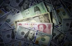 Падающий доллар повторил свой антирекорд 2009 года