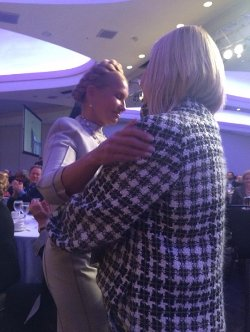 У Вашингтоні Тимошенко і Герман обіймались