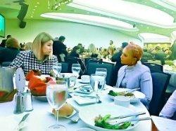 Тимошенко й Герман називають одна одну сестрами
