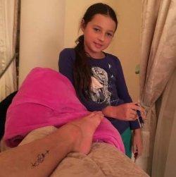 Волочкова похвасталась новой татуировкой