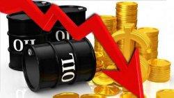 На биржах резкий обвал цен на нефть