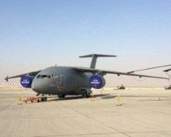 Україна покаже нові літаки на військовій виставці в Індії