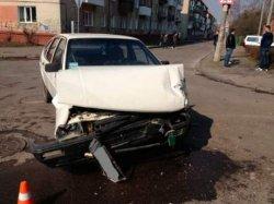 ДТП в Ровно: мать и годовалый ребенок попали в больницу