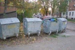 В Полтаве возле мусорных баков нашли мертвую женщину