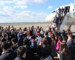 З Івано-Франківська вилетів перший рейс до Стамбула
